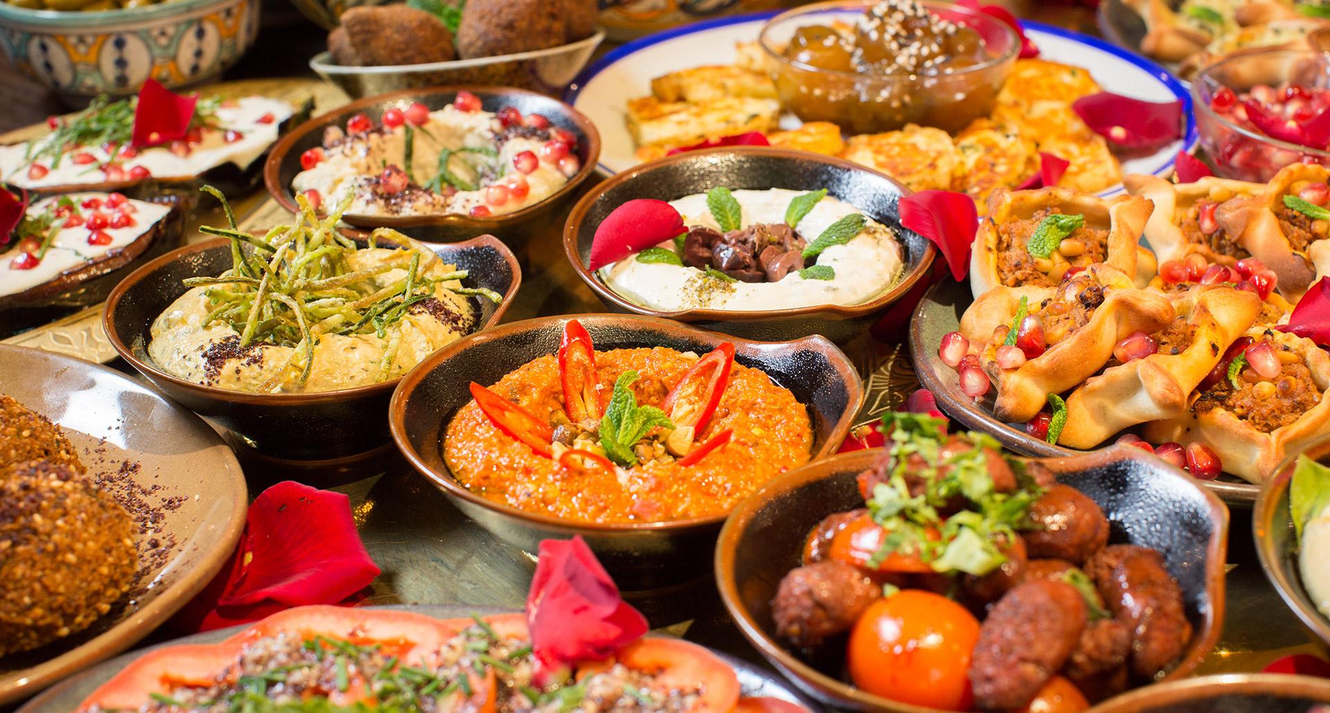 Levant Restaurant - Lebanese Restaurant in Oxford Circus